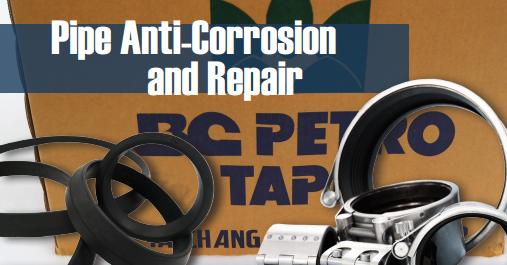 Pipe Anti-Corroston and Repair